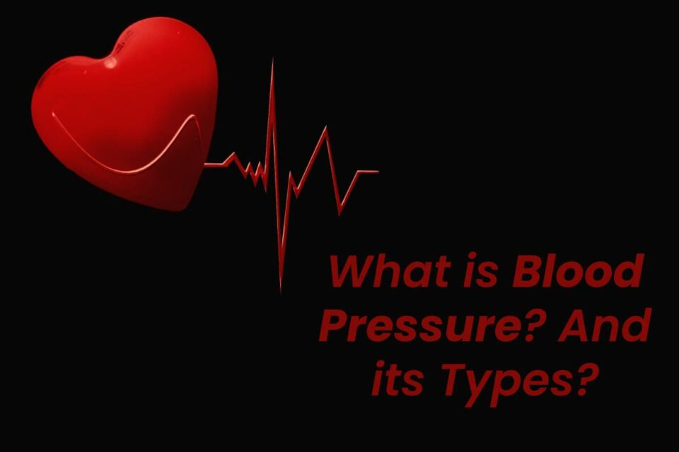 What is Blood Pressure? And its Types?