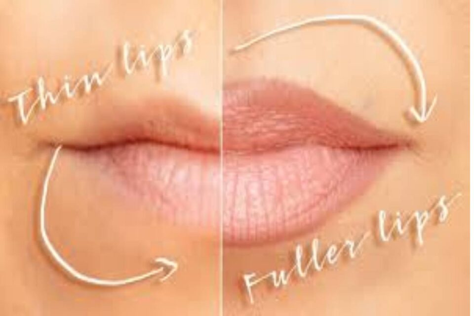 How to Apply Thin Lips to make them look Fuller