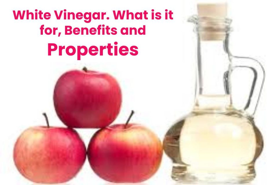 White Vinegar. What is it for, Benefits and