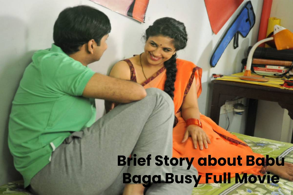 Brief Story about Babu Baga Busy Full Movie