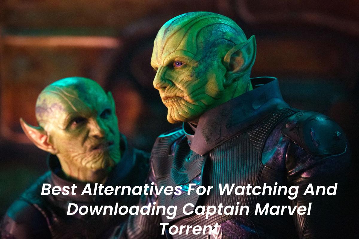 Captain Marvel Torrent