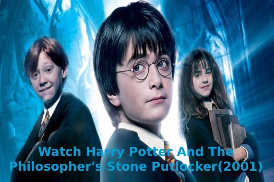 Watch Harry Potter And The Philosopher's Stone Putlocker(2001)