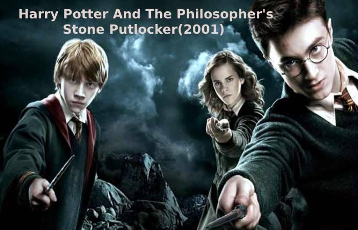 Harry Potter And The Philosopher's Stone Putlocker(2001)