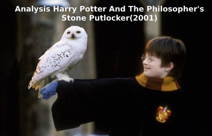 Analysis Harry Potter And The Philosopher's Stone Putlocker(2001)