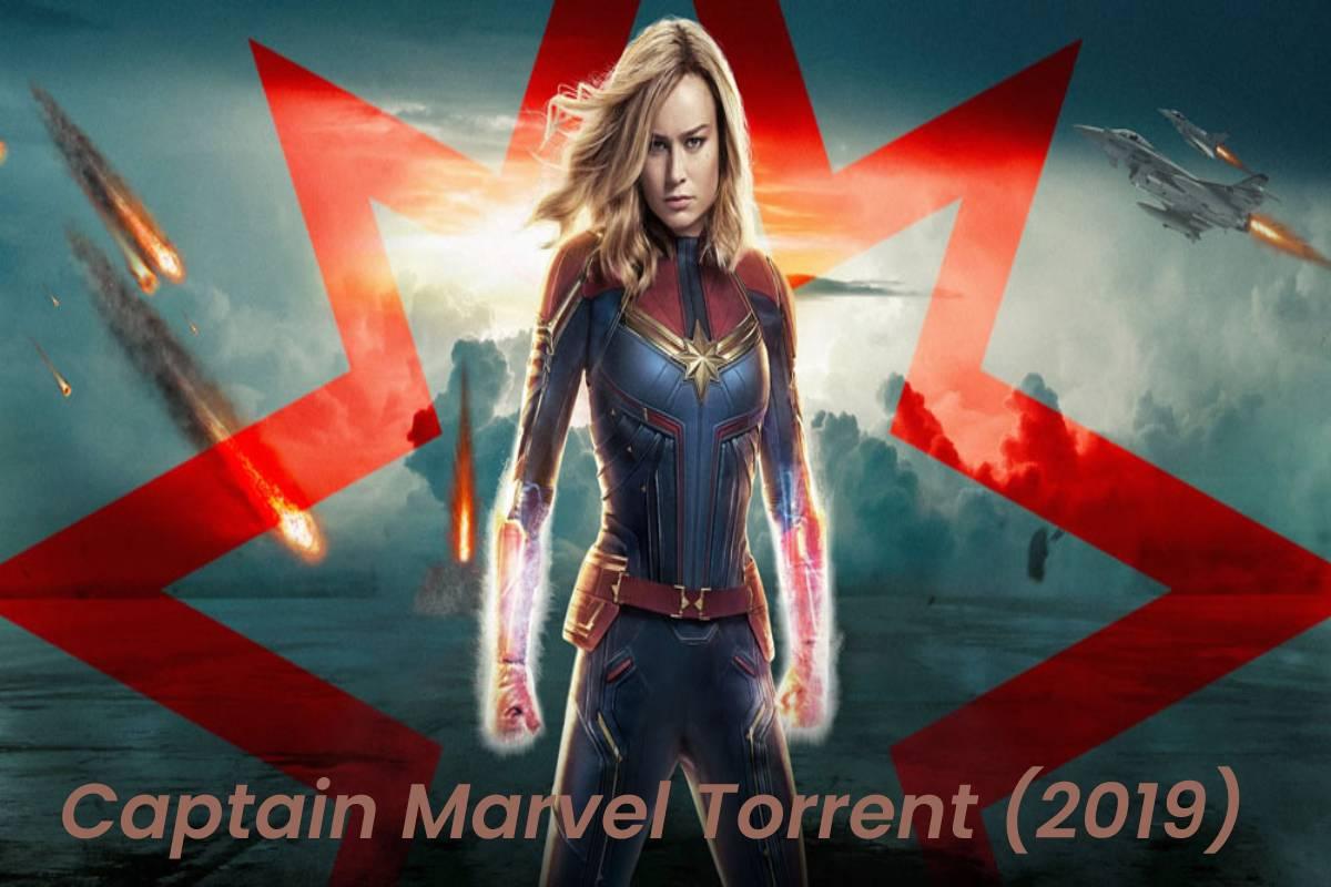 Captain Marvel Torrent (2019)