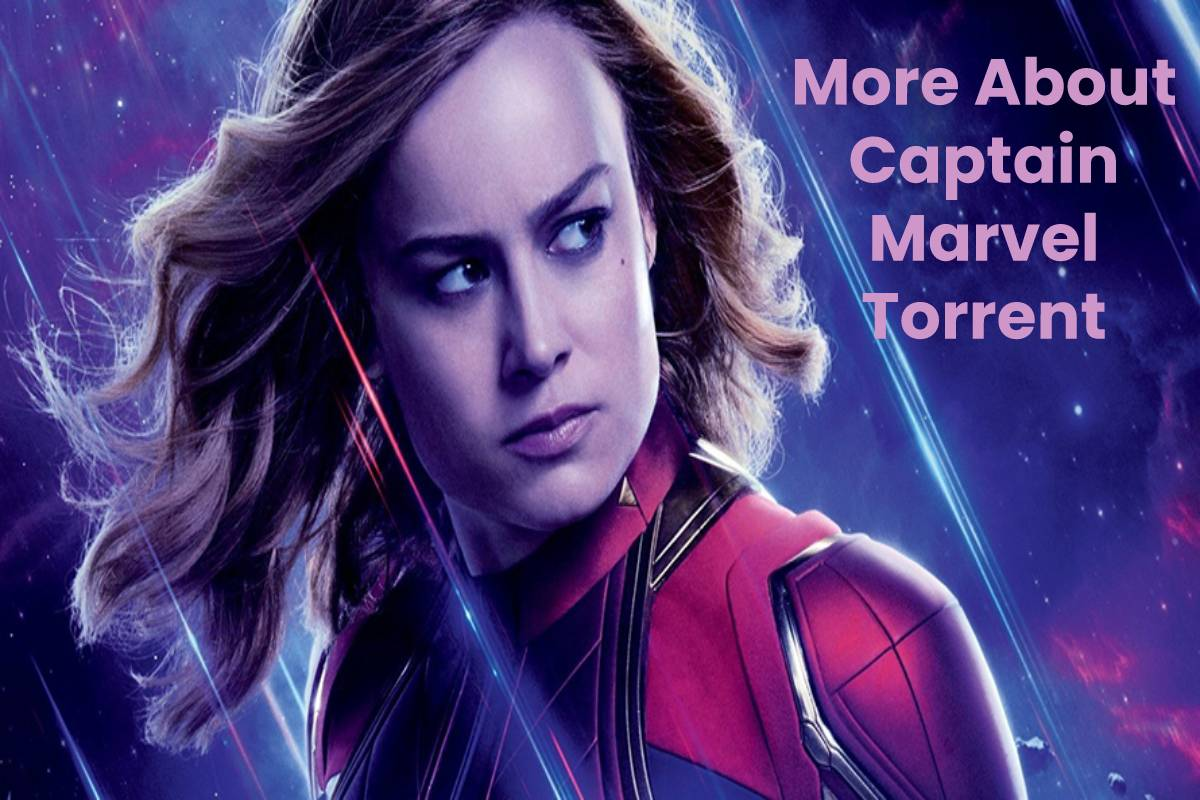 More About Captain Marvel Torrent