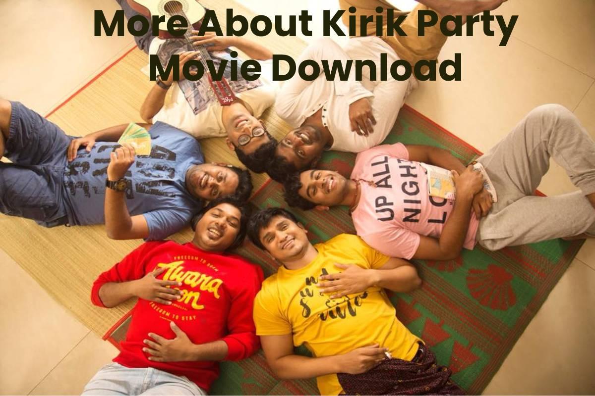 More About Kirik Party Movie Download
